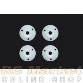SERPENT 500239 Shock Piston Conical 3 Holes (4) SRX2