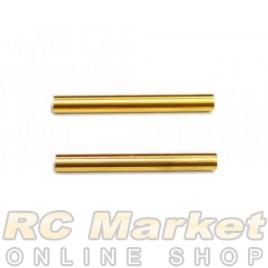 SERPENT 500451 Pivot Pin FR Outer TiN (2) SRX4