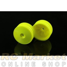 SERPENT 500622 1/10 Buggy Rim 4wd FR Yellow SDX (2)