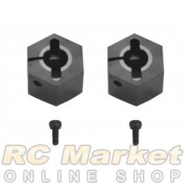 SERPENT 500690 Wheelhexacon +2mm (2) SRX2 Gen3