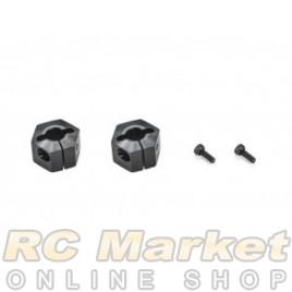 SERPENT 500691 Wheelhexacon 0mm (2) SRX2 Gen3