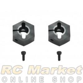 SERPENT 500692 Wheelhexacon -1mm (2) SRX2 Gen3