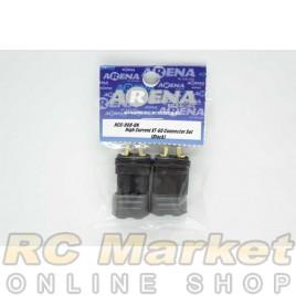 ARENA HCC-008-BK High Current XT-60 Connector Set (Black)