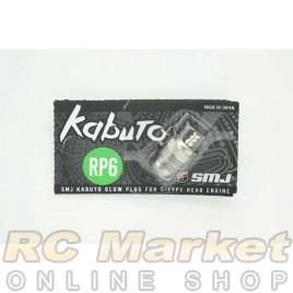 SMJ SMJ1118S Kabuto Glow Plug RP6