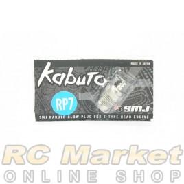 SMJ SMJ1119S Kabuto Glow Plug RP7