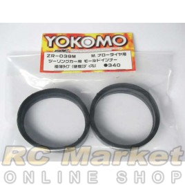 YOKOMO ZR-039M Molded Insert Thin Medium