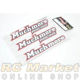 MUCH MORE MR-D23 Racing Big Decal