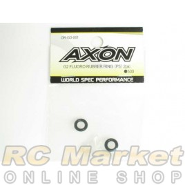 AXON OR-GD-001 G2 Fluoro Rubber Ring (P5) 2pic