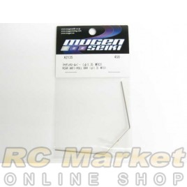 MUGEN SEIKI A2135 MTC1 1.3mm Rear Anti-Roll Bar