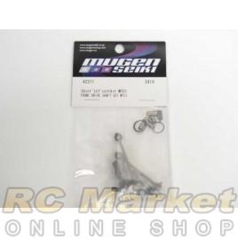 MUGEN SEIKI A2211 MTC1 Front Drive Shaft Set (2)