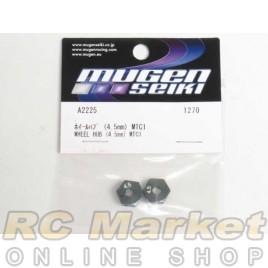 MUGEN SEIKI A2225 MTC1 Wheel Hub 4.5mm (2)