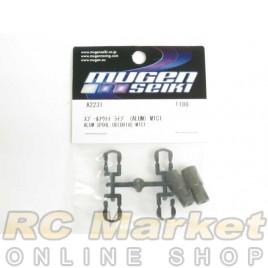 MUGEN SEIKI A2231 MTC1 Alum Spool Outdrive (2)