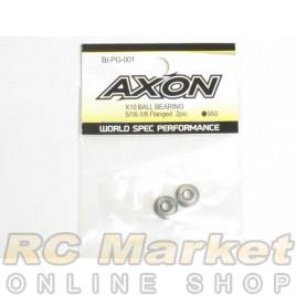 AXON BI-PG-001 X10 Ball Bearing 5/16-1/8 Flanged (2)