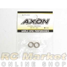 AXON BI-PG-003 X10 Ball Bearing 3/8-1/4 2pic