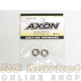 AXON BI-PG-005 X10 Ball Bearing 3/8-1/4 Flanged 2pic