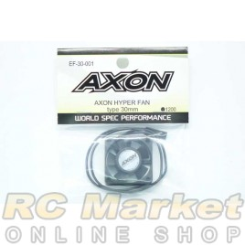 AXON EF-30-001 Hyper Fan Type 30mm