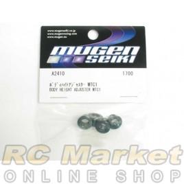 MUGEN SEIKI A2410 MTC1 Body Height Adjuster Set