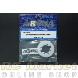 ARENA 375788 CNC Delrin Gear Diff Spur Gear – 88T/64P for X1, X12, X10