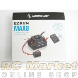HOBBYWING 30103200 EzRun MAX8 ESC