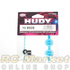 HUDY 108928 Alu Adj. Shim for 1/10 Off-Road Alu Set-Up - XRAY XB4 (2)