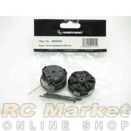 HOBBYWING 30820056 V10-G3 Endbell Set (Hole-S)