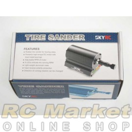SKYRC 600072-01 Tire Sander Black