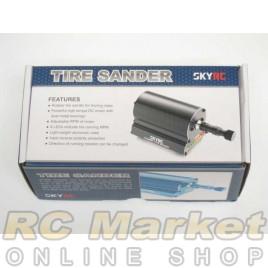 SKYRC 600072-01 Tire Sander Black
