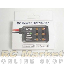 SKYRC 600114-01  DC Power Distributor