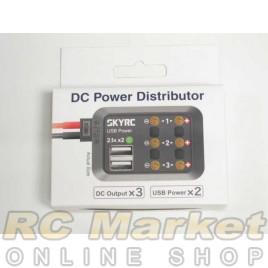 SKYRC 600114-01  DC Power Distributor