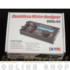 SKYRC 500020 Brushless Motor Analyzer BMA-01