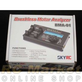 SKYRC 500020 Brushless Motor Analyzer BMA-01