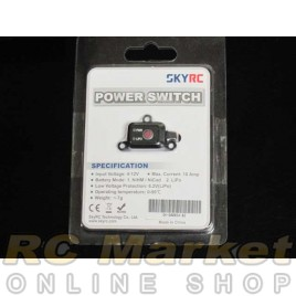 SKYRC 600054 Power Switch With Lipo Function
