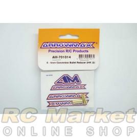 ARROWMAX 701014 (5-4mm) Conversion Bullet Reducer 24K (2)