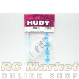HUDY 298016 Tiny Hardware Box - 4-Compartments