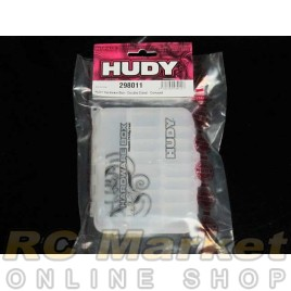 HUDY 298011 Hardware Box - Double-Sided - Compact