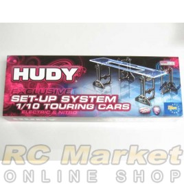 HUDY 109305 Universal Exclusive Set-Up System For 1/10 Touring Cars