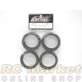RUSH RU0343 Premium Grip Rubber 36S