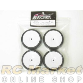 RUSH RU0375 Premium Grip Rubber Preglued Set 40X