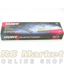 HUDY 107903 Quick-Tweak Station 1/8 & 1/10 On-Road