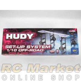 HUDY 108905 Universal Exclusive Set-Up System for 1/10 Off-Road Cars 4wd
