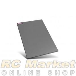 HUDY 108205 Flat Set-Up Board for 1/10 Touring Cars - Dark Grey