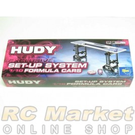 HUDY 109306 Universal Exclusive Set-Up System for 1/10 Formula Cars