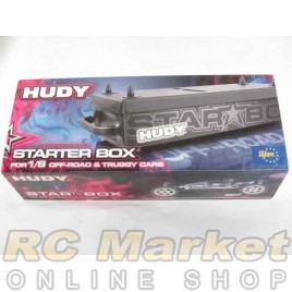 HUDY 104500 Star-Box Truggy & Off-Road 1/8