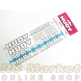 HUDY 209103 Stickers for Bodies