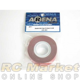 ARENA Double Side Tape 25.4mm X 1.51M (3M , USA)