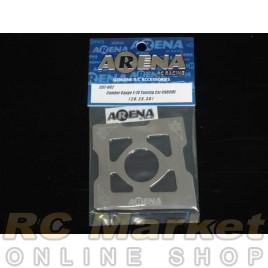 ARENA CGT-002 Camber Gauge 1/10 Touring Car Chrome (2.0 , 2.5 , 3.0)