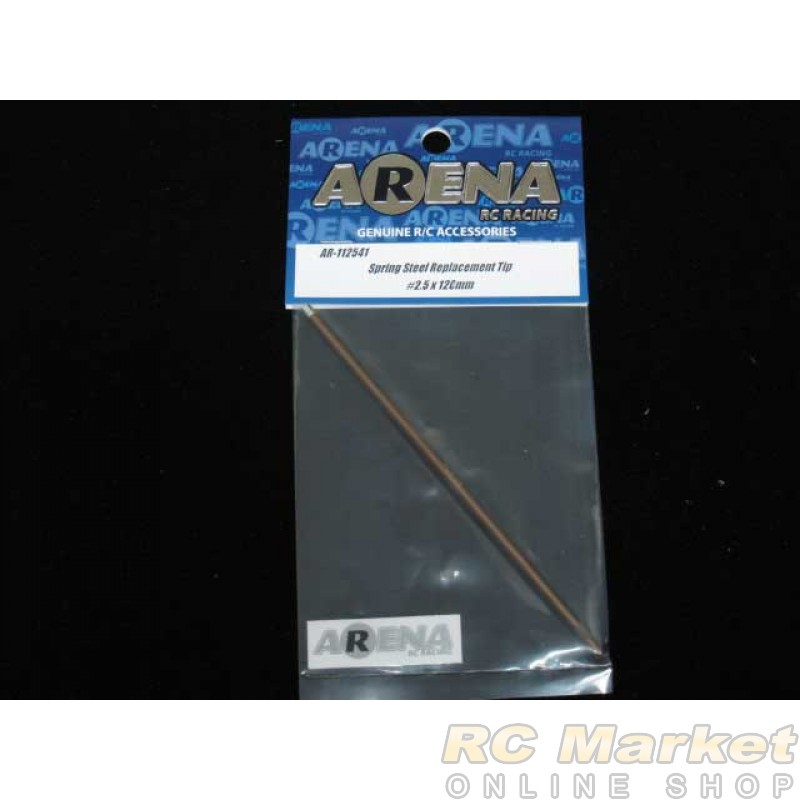 ARENA 112541 Spring Steel Replacement Tip #2.5X120mm