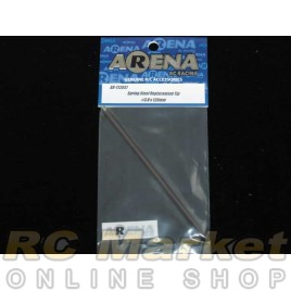ARENA 113041 Spring Steel Replacement Tip #3.0X120mm