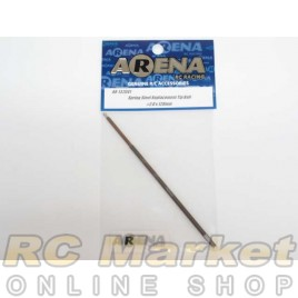 ARENA 132041 Spring Steel Replacement Tip Ball #2.0X120mm
