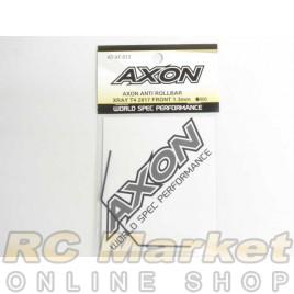 AXON AT-XF-013 Anti Roll Bar Xray T4 2017 Front 1.3mm